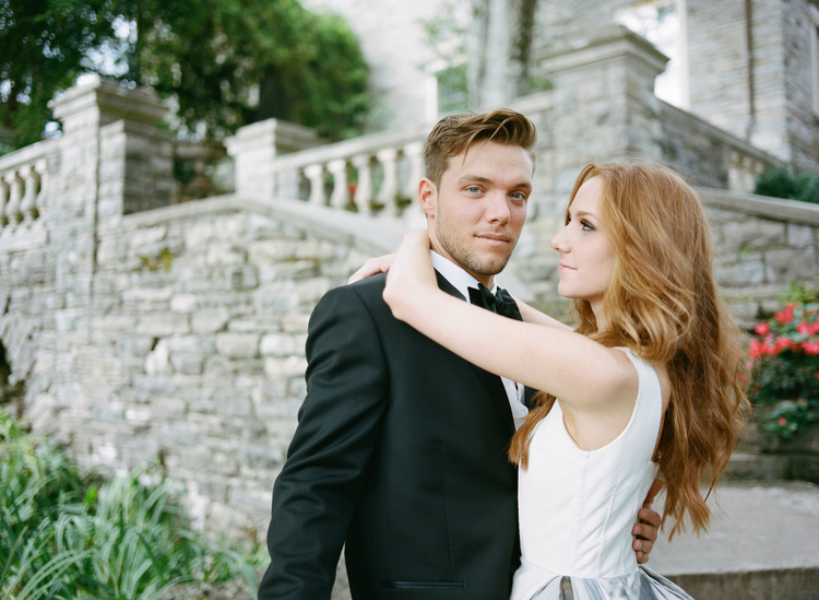 Intimate wedding ideas at Cheekwood Gardens