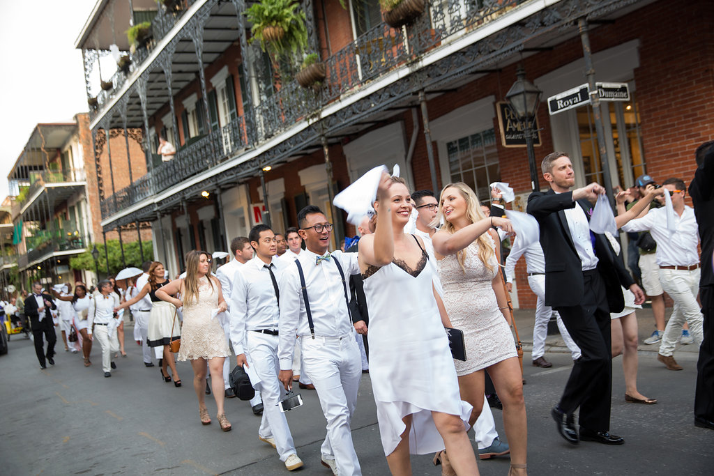 What Happens When a Bride Asks Her Guests to Wear All White