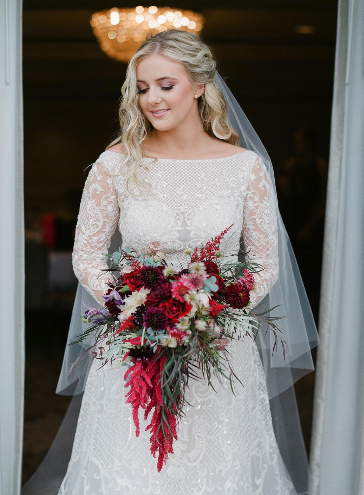 A Romantic Wedding with Venetian Flair at the Ritz Carlton New Orleans