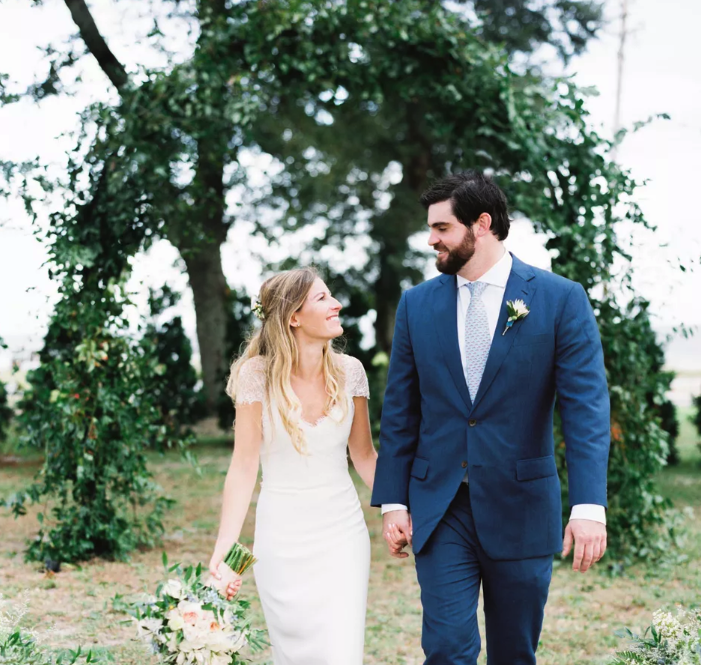 A Gorgeous Tented Wedding on Mississippi's Gulf Coast