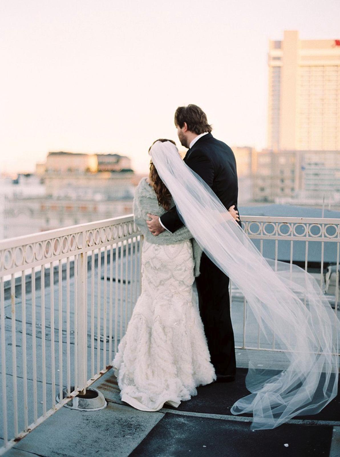 A Classic Southern Wedding with a Modern Twist