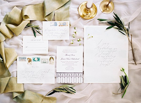 New Orleans Wedding by Sapphire Events