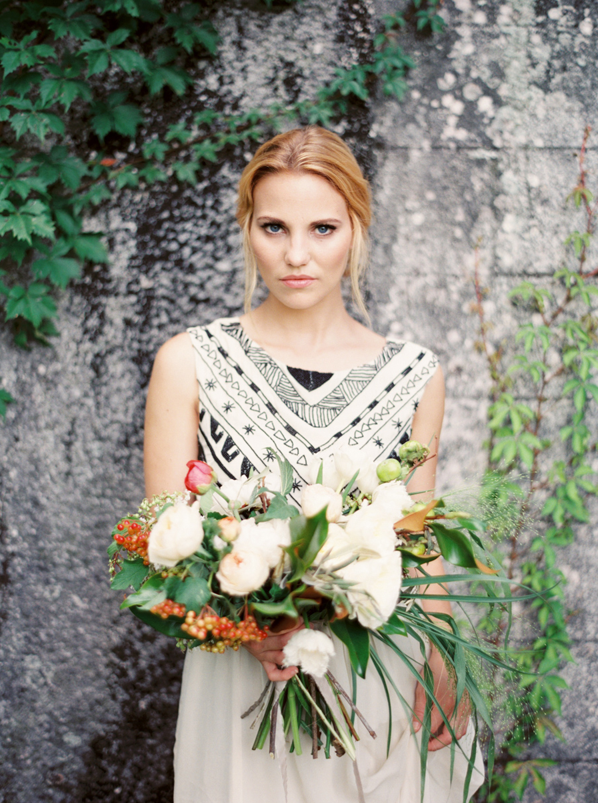 Overgrown Garden Inspiration Shoot