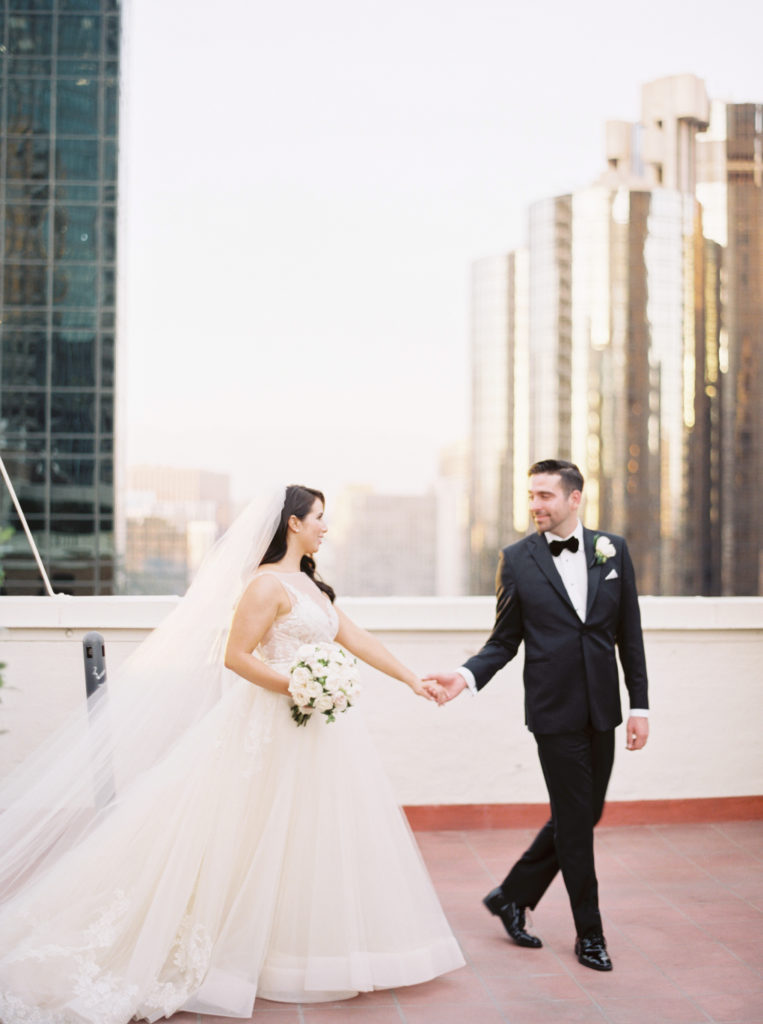 Los Angeles Wedding With Planning and Design by Sapphire Events